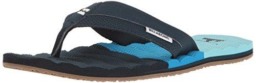 Billabong Heren Duinen Tribal Antislip Sandaal Flip Flop Blauw