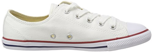 Converse Top All Taylor Sneakers Low Star Frauen Chuck Dainty Weiß Hq0UHrw