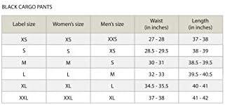 JONNY COTA STUDIO CARGO PANTS, MEN'S AND WOMEN'S