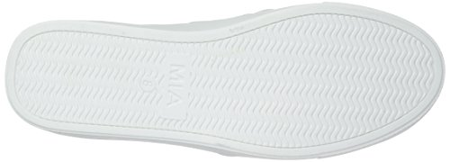 Amore MIA Women's Fashion Zoe Sneaker White YUd4Uxw