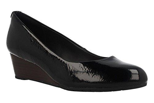 Clarks Schuhe 26.132.866 vendrá Bloom Black Schwarz