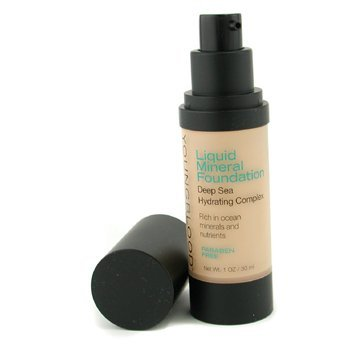 Liquid Mineral Foundation - Sand by Youngblood - 10004403902
