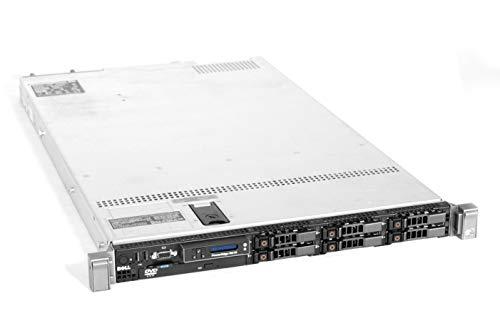 Dell PowerEdge R610 Server | 2X 2.53GHz 8 Cores | 48GB | PERC6i | 2X 600GB (Renewed)