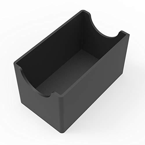 FixtureDisplays Sugar Packet Holder - Black 19683 19683