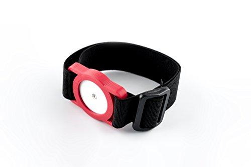 Freestyle Libre Sensor Armband (Red)