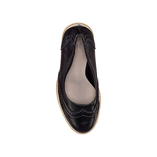 In Alto Collections Decollete Redoute La Donna Nero Pelle Tacco aFT4WSqx