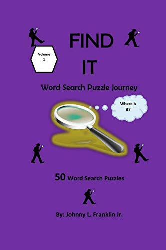 Find It: Word Search Puzzle Journey (Volume ()