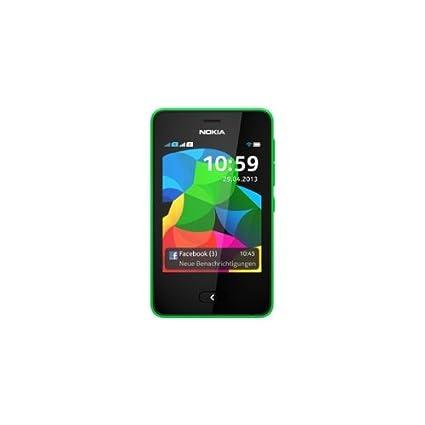 Nokia Asha 501 Dual SIM - Smartphone (76.2 mm (3
