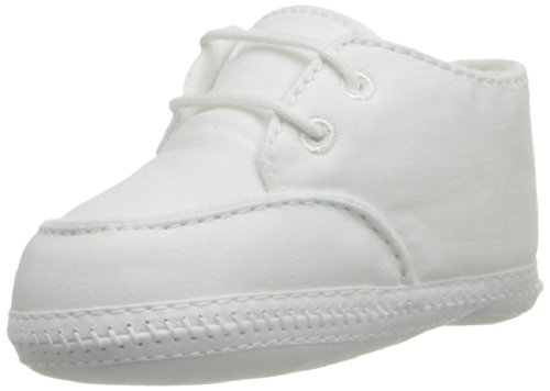 Baby Deer 2151 Crib Shoe (Infant/Toddler),White,2 M US - Infant Deer Baby Shoes