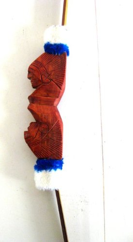 Bow and Arrow Set Native American Indian Southwest Decor, Archery- OMA BRAND by OMA (Image #4)