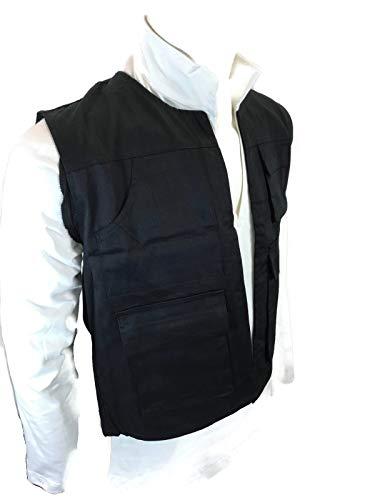 Star Wars Han Solo Black ANH Vest Only (M)