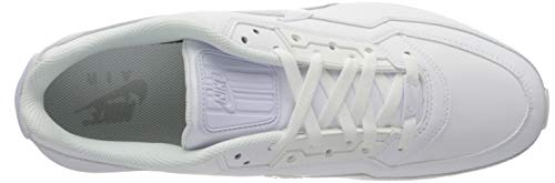 Nike Mens Air Max Ltd 3 Sneaker, White White White, 44.5 EU 5