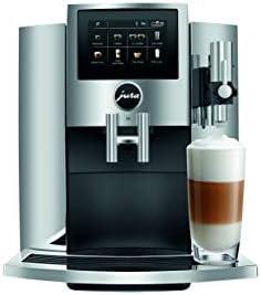 JURA S8 - Cafetera automática (cromada): Amazon.es: Hogar
