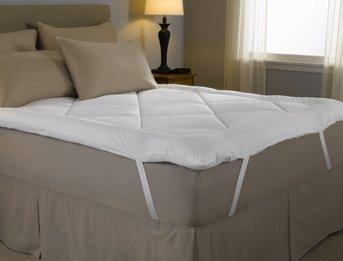 restful nights mattress pad Restful Nights® Renova® Super Mattress Pad / Topper (Full XL  restful nights mattress pad