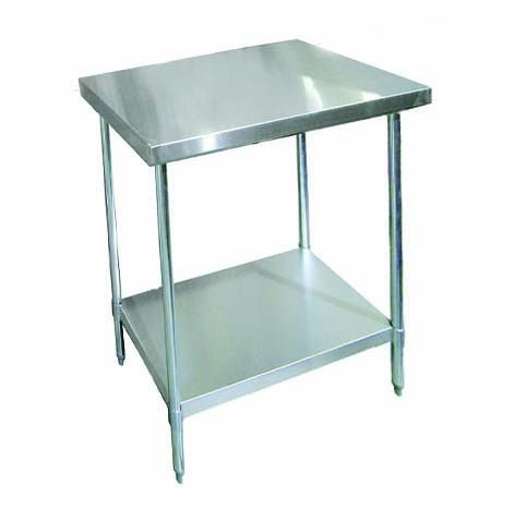 Zanduco 30'' X 30''-All Stainless Steel Worktable