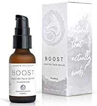 Foxbrim's Peptide Complex Face Serum works to effectively create a healthy environment for beautiful skin. Moisturizers with plant based peptides work from the inside out, as the peptides signal the body for additional collagen production to ...