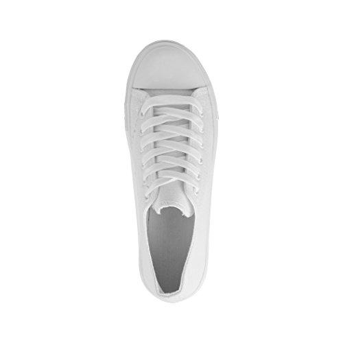White White Elara All Donna Elara Sneaker Donna Sneaker All AwRqp8BR6