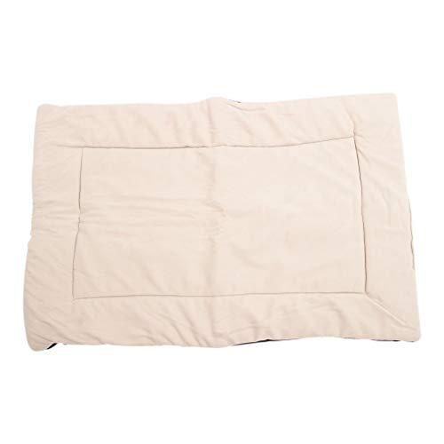 Krastal Dog Bed Carpet Cushion Bed Bedding Fabric Velvet Dog Cat Pet Kennel Dog Bed 5 Size 6 Colors Carpet ()