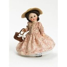 Gone With The Wind Madame Alexander Dolls - Madame Alexander 8 Inch Gone With the Wind Collection Doll - In The Cotton Fields Scarlett