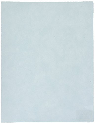 Sew Easy Industries 12-Sheet Velvet Paper, 8.5 by 11-Inch, Cloud