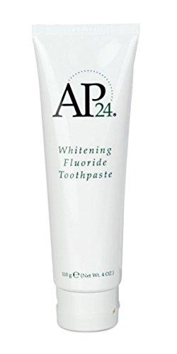 Nu Skin Ap-24 Whitening Fluoride Toothpaste,4oz (Best Skin Whitening Agent)