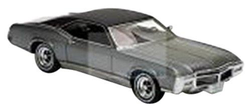 1/43 ビュイック リヴィエラGS 1969 メタリックグレー/ブラック NEO44426