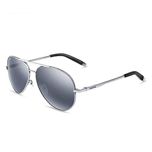miroir nouveau soleil grenouilleD pour soleil hommes lunettes Lunettes de de hommes polarisées Ovnwq5SzP