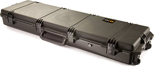 Waterproof Case (Dry Box) | Pelican Storm iM3300 Shotgun Case With Foam (Black)
