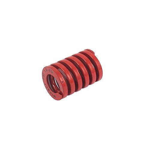 DealMux Medium Last Spiral Stamping Compression Die Feder 18mmx25mm Red DLM-B019DDJ7PI