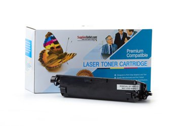SuppliesOutlet compatible with Brother TN460 Toner Cartirdge - Black - Compatible - For DCP-1200, DCP-1400, DCP-8020, DCP-8025D, DCP-8025DN, FAX 8350p, FAX 8750p, HL-1030, HL-1230, HL-1240, HL-1250, HL-1270, HL-1270n, HL-1435, HL-1440, HL-1450, HL-1470, HL-1470n, HL-1650LT, HL-1650, HL-1650N, HL-1650N Plus, HL-1670n, HL-1670NLT, (Tn460 High Yield Compatible Laser)