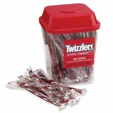 Twizzlers Strawberry Twists, 33.3-Ounce Canister