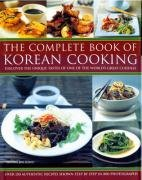 The Complete Book of Korean Cooking by Young Jin Song, Martin Bringdale
