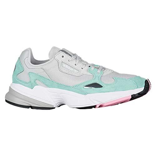 間欠幸運五月(アディダス) adidas Originals レディース ランニング?ウォーキング シューズ?靴 Falcon [並行輸入品]