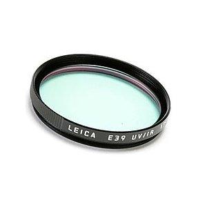 Leica 13410 E39  Multi-Coated  Camera Lens  UV/IR Filter