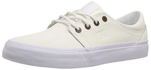 Blanc Femmes Dc Skate Se Trase Chaussures wzzX4Saq