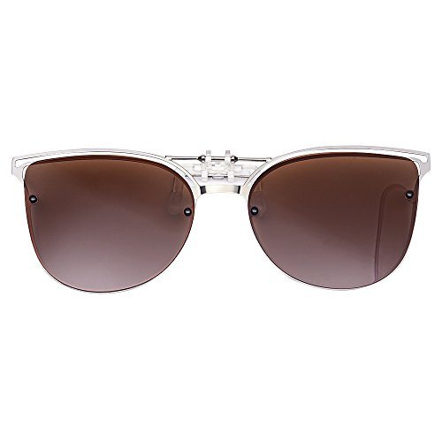 High Quality Clip On Sunglasses - TERAISE Women's Clip-on Sunglasses for Prescription