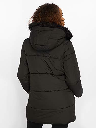 Femme Noir Manteaux Jacqueline Jdyelma manteau nbsp; Yong Vestes Hiver amp; De qvWE4