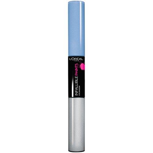 L'Oréal Paris Infallible Paints Eye Shadow, BRB Blue, 0.25 fl. oz.