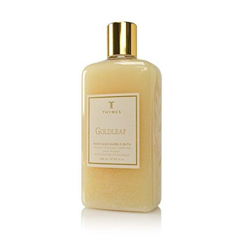- Thymes Goldleaf Perfumed Bubble Bath