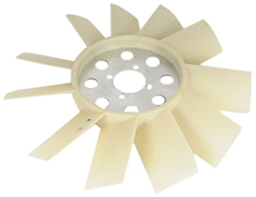 Chevrolet S10 Fan Blade - ACDelco 15-80712 GM Original Equipment Engine Cooling Fan Blade