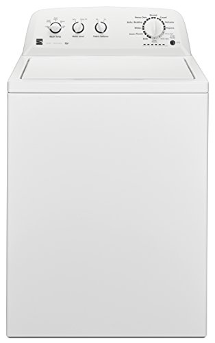 Kenmore 20362 3.8 cu. ft. Top-Load Washer with Triple Action Agitator in White, includes delivery and hookup