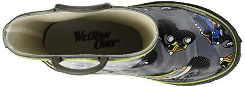 Pictures of Western Chief Boys' Waterproof Printed Rain Boot 2410904P 2