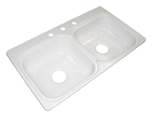 rv sink double - 6