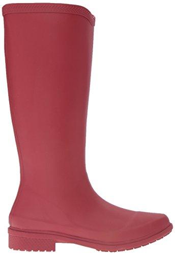 Havaianas Donna Galochas Hi Opaco Rainboot Rain Boot Rosso Rubino
