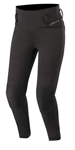 - Banshee Women's Protective Motorcycle Leggings (Medium, Black)