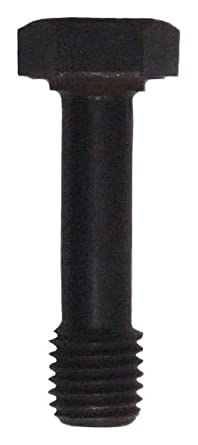 Posi Lock U1625 1 Diameter 2-1//2 Length Motor Alignment Undercut Bolt