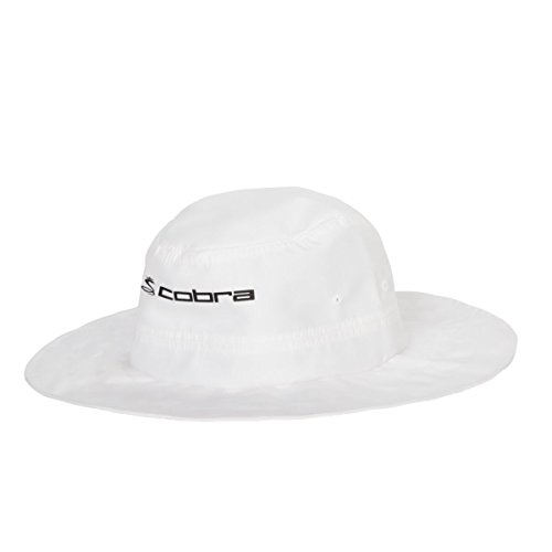 (Cobra Golf 2017 SUN BUCKET L/XL (White, Large/X-Large))