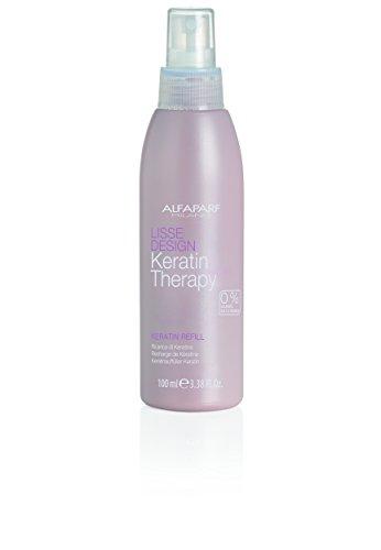 Alfaparf Milano Keratin Therapy Lisse Design Keratin Refill Spray - 3.38 Fl Oz