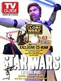 TV Guide Magazine August 11, 2008 Issue Clone Wars Obi-Wan Kenobi Cover
