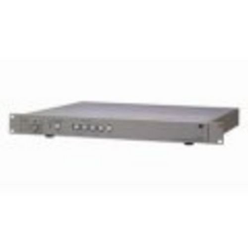 PANASONIC SYSTEM SOLUTIONS WJ-MS424 QUAD SYSTEM,COLOR,4 INPUTS, 720 X 484 PIXEL,REALTIME REFR. ()